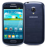 Mobilný telefón Samsung Galaxy I8200 Galaxy S3 Mini VE Metalic Blue (GT-I8200MBNETL) modrý