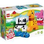 Stavebnica Lego DUPLO Kostičky 10573 Postav si zvířátka