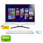 PC all in-one Lenovo IdeaCentre C560 (57330566) biely