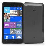 Mobilný telefón Nokia Lumia 1320 (A00016957) čierny