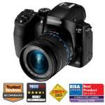 Digitálny fotoaparát Samsung NX30 + 18-55mm čierny