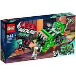 Stavebnica Lego Movie 70805 Drtič odpadu