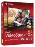 Software Corel VideoStudio Pro X8 (VSPRX8MLMBEU)