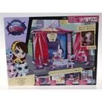 Littlest Pet Shop Hasbro přehlídkové molo hrací set