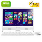 PC all in-one Lenovo IdeaCentre C260 (57328831) biely