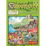 Stolná hra Mindok Carcassonne - rozšíření 8 (Mosty a hrady)