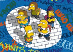 Puzzle  Dino Simpson: Bart 300D