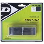 Tenisový grip Dunlop Gecko Tack Grip základní (PU)