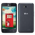 Mobilný telefón LG L65 (D280n) (LGD280N.ACZEBK) čierny
