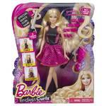 Barbie Mattel nekonečné vlny