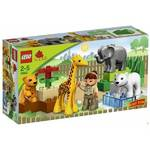 Stavebnica Lego DUPLO 4962 Baby zoo