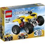 Stavebnica Lego Creator 31022 Turbo čtyřkolka