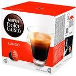 Kapsle pre espressá Nescafé CAFFE LUNGO