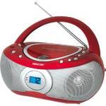 Rádiomagnetofón s CD Sencor SPT 226 R s CD / MP3 (35039636)
