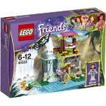 Stavebnica Lego Friends 41033 Záchrana u vodopádů v džungli