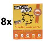 Konzerva Barking Heads Tender Loving Care 8 x 400g