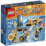 Stavebnica Lego CHIMA 70229 Smečka kmene Lvů