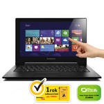 Notebook Lenovo IdeaPad S210 Touch (59404577) čierny