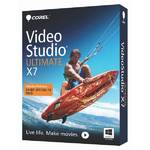 Software  Corel VideoStudio Ultimate X7 (VSPRX7ULIEMBEU)