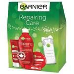 Darčekový balíček Garnier Body Repairing Care (tělové mléko, krém, balzám na rty, krém na ruce)