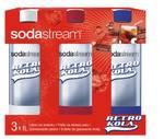SodaStream TriPack RETRO KOLA