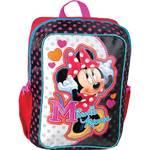 Batoh detský Sun Ce Disney Minnie čierny/ružový