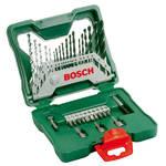 Sada vrtákov a bitov Bosch 33dílná X-Line