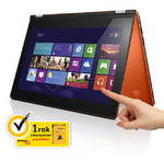 Notebook  Lenovo IdeaPad Yoga 13 Touch (59392772) oranžový