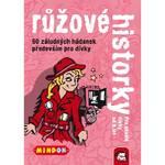 Hra Mindok Černé historky: Růžové historky