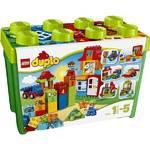 Stavebnica Lego DUPLO Kostičky 10580 Zábavný box Deluxe