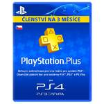 Predplatená karta Sony Playstation Plus Card 90 dnů (PS719245896)