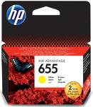 Cartridge, toner HP No. 655, 600 stran (CZ112AE) lt