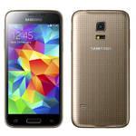 Mobilný telefón Samsung Galaxy S5 mini (SM-G800) (SM-G800FZDAETL) zlatý
