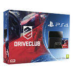 Herná konzola Sony PlayStation 4 500GB +  hra DRIVECLUB (PS719814511)