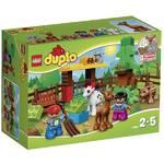 Stavebnica Lego DUPLO Ville 10582 Lesní zvířátka