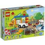 Stavebnica Lego DUPLO 6136 Brick Themes Moje první ZOO