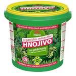 Hnojivo Forestina pro jehličnany a jiné okrasné dřeviny - kbelík, 10 kg