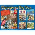 Hra Mindok Carcassonne Big Box 2014