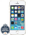Mobilný telefón Apple iPhone 5S 16GB (ME434CS/A) zlatý