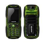 Mobilný telefón Aligator R10 eXtremo (AR10BC) čierny/zelený