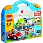 Stavebnica Lego Kostičky Lego® 10659 Modrý kufřík