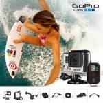 Outdoorová kamera GoPro HD HERO3+ Black Edition - Music