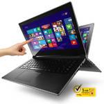 Notebook  Lenovo IdeaPad Flex 14 Touch (59413033) čierny/strieborný