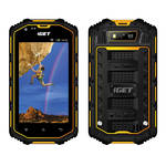 Mobilný telefón iGET Armor T40 (T40B) čierny