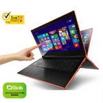 Notebook Lenovo IdeaPad Flex 15 Touch (59404529) čierny/oranžový