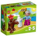 Stavebnica Lego DUPLO Lego Ville 10521 Telátko