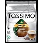 Kapsle pre espressá Tassimo Jacobs Espresso Macchiato 236g