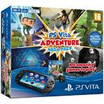 Herná konzola Sony PS VITA PCH 2000 Adventure Pack + 5 her + paměťová karta 8GB (PS719844617)