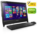 PC all in-one Lenovo IdeaCentre C260 (57328830) čierny