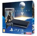 Herná konzola Sony PlayStation 3 500GB + hra Destiny (PS719829218)